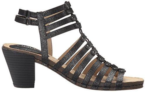 Jbu Door Jambu Vrouwen Suiker Encore Platform Sandaal Zwart