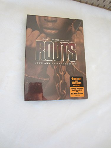 Roots Anniversary 30th Dvd - Roots, 4 DVDs-Set (30th Anniversary Edition - 1977)