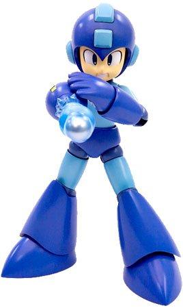 Mega Man Kotobukiya Super Poseable Model Kit Mega Man