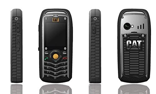 Cat Caterpillar B25 Rugged Tough Mobile Phone Dust Proof Shockproof...
