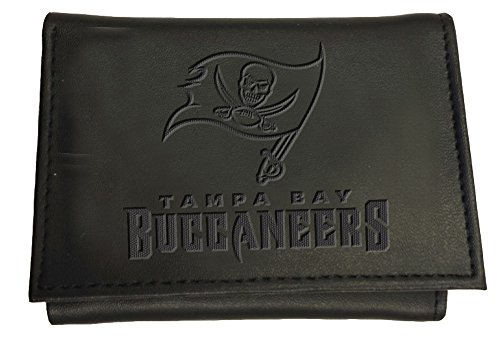 Team Sports America Tampa Bay Buccaneers Tri-Fold Wallet