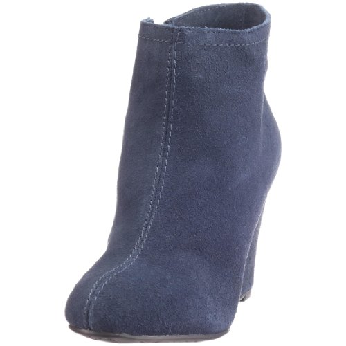 Chinese para ONCE AT Laundry mujer Botas ante Azul de RwrRqCz