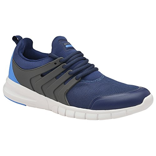 Gravity Dark Mens Blue Navy Gola Gray Trainers gqzx45qRw