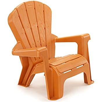 Amazon Com Garden Chair Conversation Seat Plastic Orange