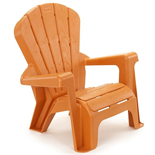 Garden Chair Conversation Seat Plastic Orange Outdoor (Garden Chair Plastic)