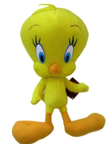 - 24in Tall Tweety Bird Plush - Jumbo Stuffed Toys