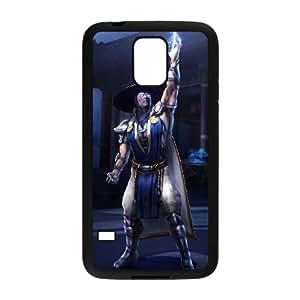 Mortal Kombat vs. DC Universe Samsung Galaxy S5 Cell Phone Case Black xlb2-289704