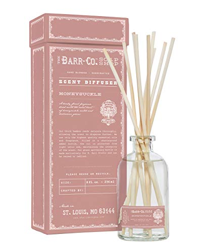Barr-Co. Honeysuckle Scent Diffuser Set ()