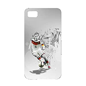 Bayern Munich Football Club Player Image Design Phone Case Best 3D Hrad Plastic Case Cover For Blackberry Z10 Philipp Lahm