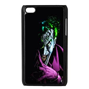 Fashionable Creative Harley Quinn an The Joker Cover case For Ipod Touch 4 FV4N93503