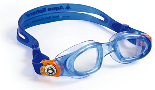 Aquasphere 167900 Moby Schwimmbrille Orange