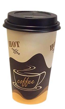 16oz coffee cup set - 2