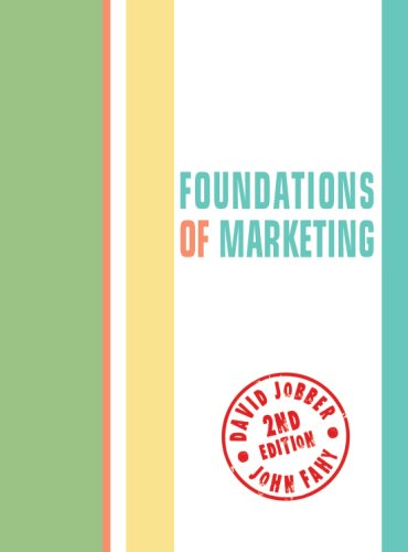 Foundations of Marketing