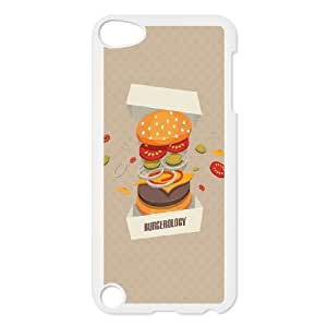 iPod Touch 5 Case White Burgerology TR2294211
