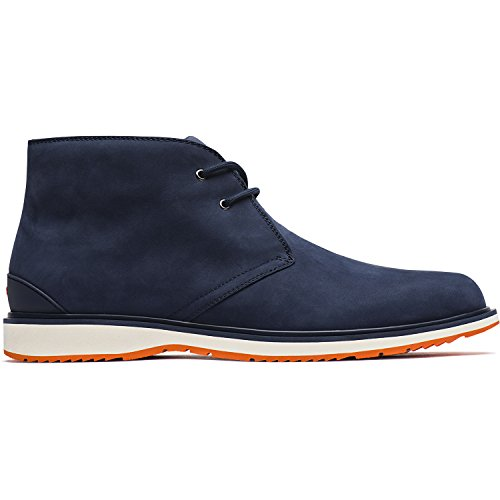 M Biscuit Taupe Navy Orange Classic Men's 6 boots Chukka Swims Barry q8wPnSIX