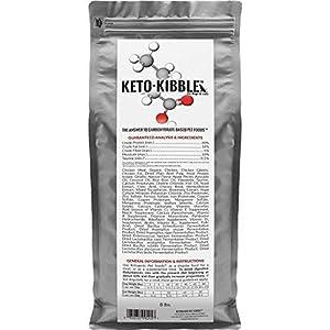 Ketogenic Pet Foods Keto-Kibble