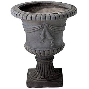 Great Deal Furniture Ferrara Stone Planter Urn 94
