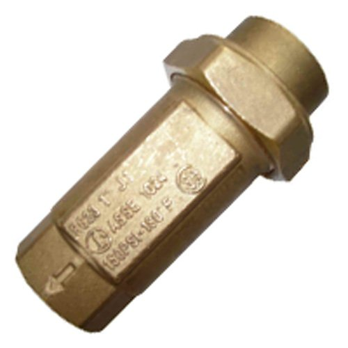 Legend Valve 115-103NL T-457 No Lead Dual Check Backflow Preventer, 1/2''