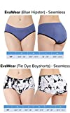 EvaWear Period Panties - 2 Pack Hipster for Teen