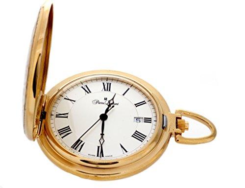 Pierre Laurent Swiss Made Quartz Pocket Watch 5610