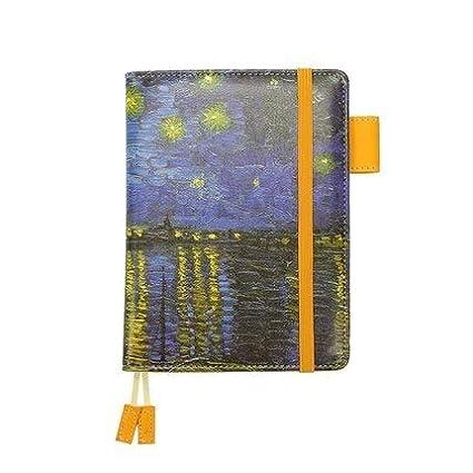 ShAwng A6 Cuaderno Diario Cuaderno Papelería Regalo Viajero ...