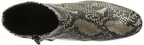 GARDENIA COPENHAGEN Albana, Botines para Mujer Marrón (Snake Brown)