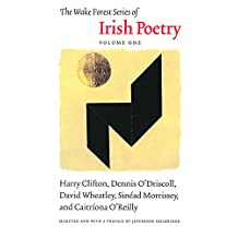 The Wake Forest Series of Irish Poetry, Vol. I