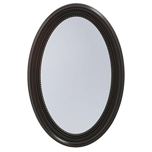 (Pegasus SP4603 30-Inch Deco High Oval Framed Medicine Cabinet, Oil Rubbed Bronze by Pegasus)
