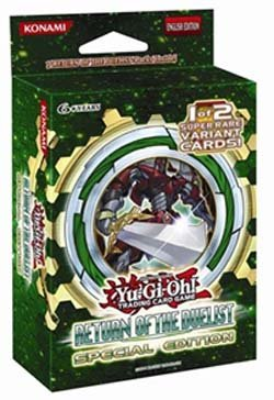 Yu-Gi-Oh! - RETURN OF THE DUELIST SPECIAL EDITION Mini Box Photo