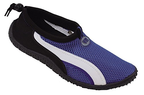 Water Pool Blue Shoes New Slip On Beach Mens zSxwaxZ8qg