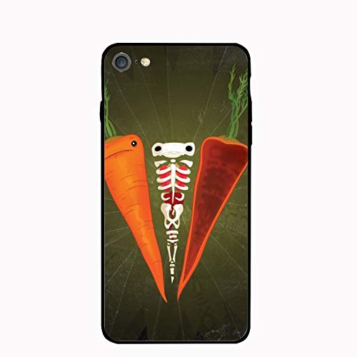 Personalized Funny Halloween Carrot iPhone 6/6s Case for [4.7 -