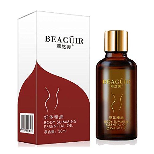 Fat Flowers - Fat Burning,Lotus.flower 30ml New Thin Abdomen Slimming Essential Oil Liquid Weight Loss Product Leg Body Waist Fat Burning (30ml)
