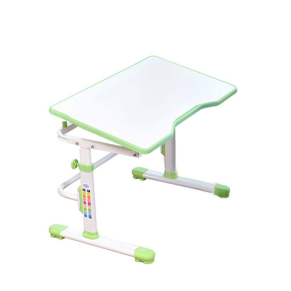 Kids' Desks Desk Chair Set Multi-functional Childen Kids Study Table School Student Desk Book Stand Height Adjustable Desk And Chair Set That Make Doing Homework More Fun ( Color : Green ) by Limaomao-Home