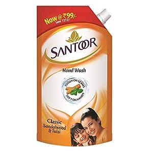 Santoor Classic Gentle Ha...