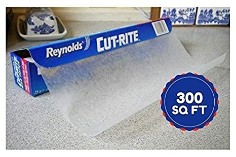 Amazon.com: Reynolds Cut-Rite papel de cera Protector de ...