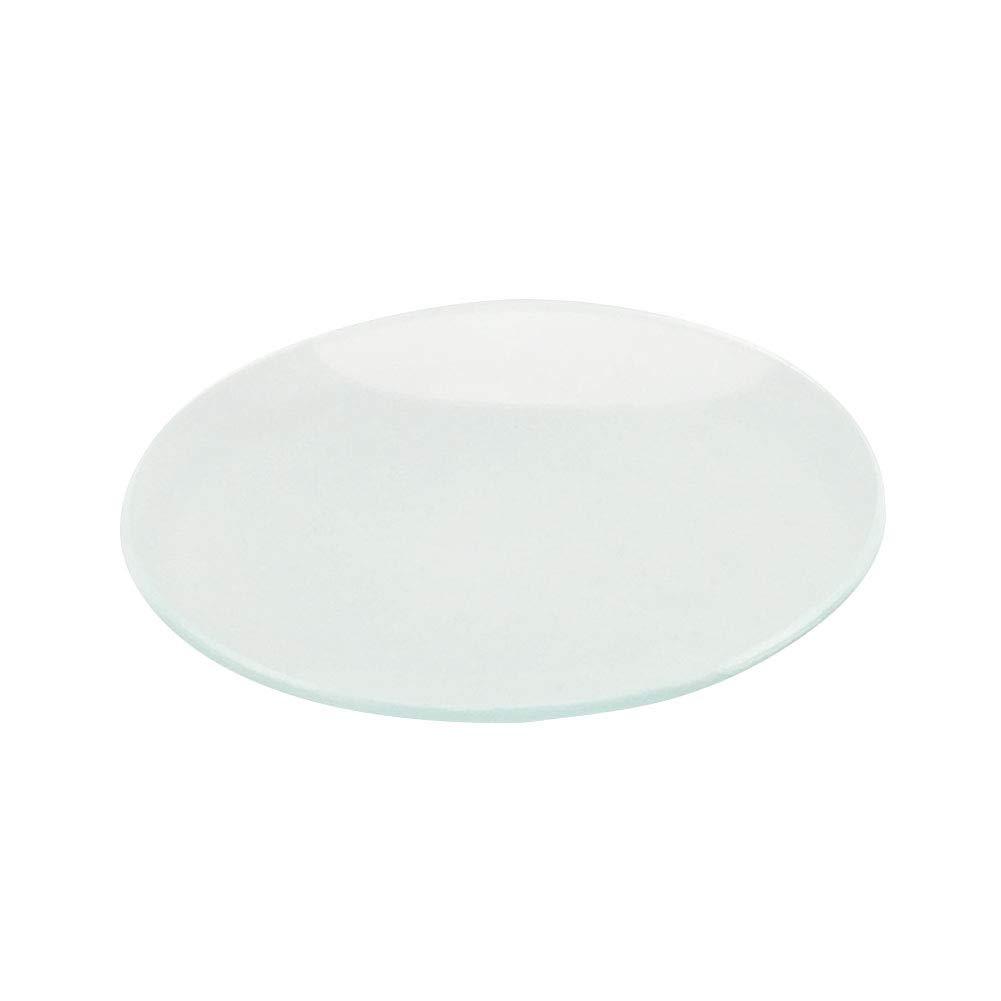 Adamas-Beta 10pcs Laboratory Watch Glass Dishes, Plain Watch Glass Beaker Cover, Diameter 60mm/2.36in by Adamas-Beta