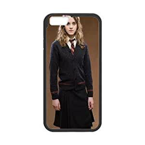 iphone6 plus 5.5 inch Case (TPU), hermione granger harry potter Cell phone case Black for iphone6 plus 5.5 inch - YYTT7882551