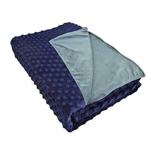 Cheap FAHUA Super Soft Minky Duvet Cover for Weighted Blanket 60