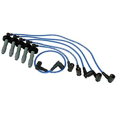 NGK RC-EUX023 Spark Plug Wire Set: Automotive