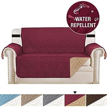 Amazon Com H Versailtex Sofa Cover Sofa Loveat Slipcover