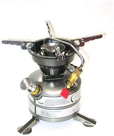 BRS-8 e BRS-12 aceite/gas Multi-uso supervivencia estufa ...