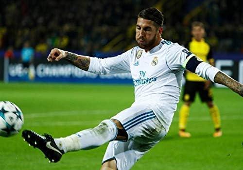 Desconocido Sergio Ramos Real Madrid España la Liga Fútbol Póster 11119 (A3-A4-A5) - A5: Amazon.es: Hogar