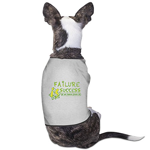 [Custom Pet Cloth Failure Is Success If We Learn From It For Dog Cat 100% Polyester] (The Meaning Of Halloween Costumes)