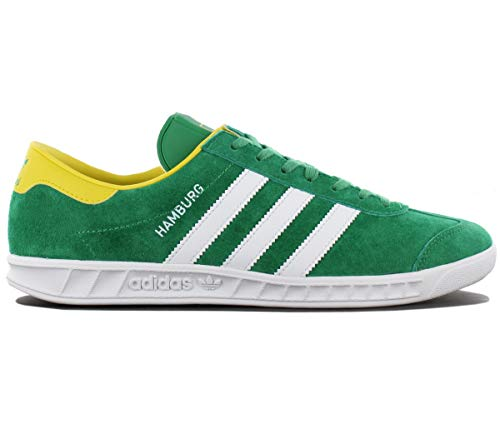 Green Yellow da White Tennis Eqt Hamburg footwear Bb5299 Scarpe adidas Uomo 7qg1zz