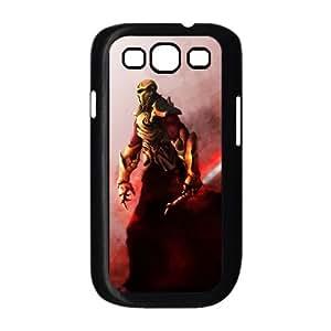 Samsung Galaxy S3 9300 Cell Phone Case Black Star Wars Warrior iqhx