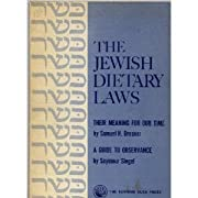 The Jewish Dietary Laws: Their Meaning For…