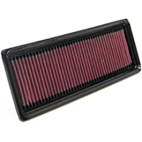 K&N 33-2847 High Performance Replacement Air Filter