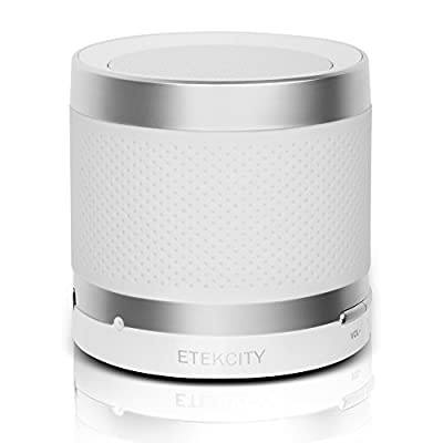 Etekcity Portable Bluetooth Rechargeable Speaker