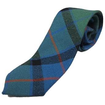 Ingles Buchan Corbata estilo tartán para niños - 100% lana ...