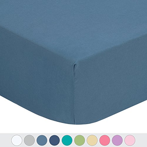 "Microfiber Fitted Crib Sheet Winter Warm with Elastic, 28""x52"" 